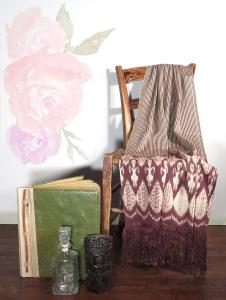 Sciarpe Ikat Colores de Sudamerica