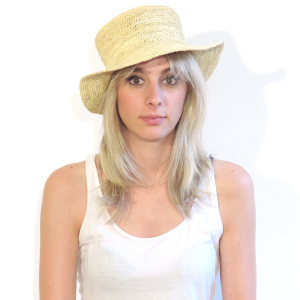 CROCHET HAT SIMPLE (2)