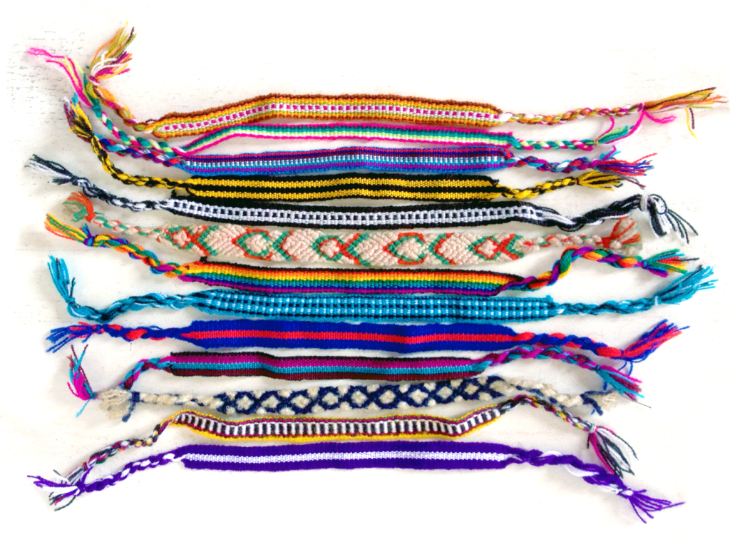 Friendship Bracelets CDS - Wool