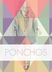 PONCHOS FLAMINGO