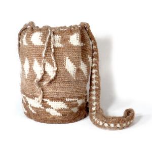 Puruha Shigra Bag - Wool