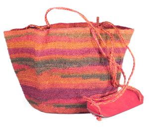 Shigra Bag - Orange Mix