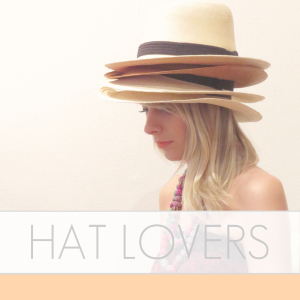 HATS LOVERS